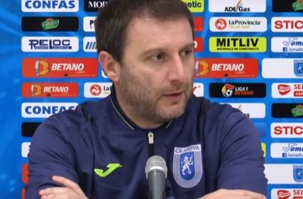 Conferința de presă a lui Devis Mangia la finalul partidei cu CFR Cluj (2 -1)
