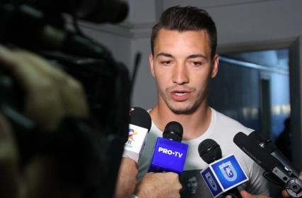 Declarațiile lui Alex Mateiu după vizita medicală (11.06.2019)