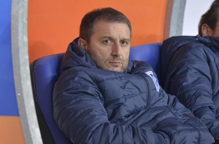 Conferință de presă la finalul partidei cu Juventus București