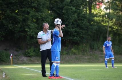 Declarațiile lui Corneliu Papură după amicalul cu Viktoria Plzeň (28.06.2019)