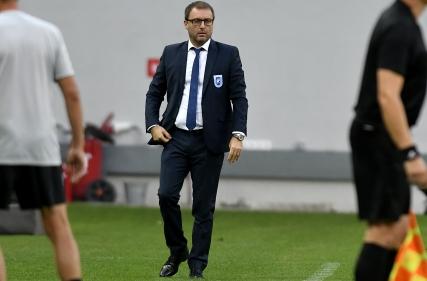 Conferință de presă a lui Devis Mangia la finalul meciului cu RB Leipzig (16.08.2018)