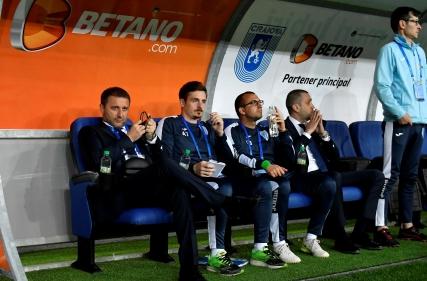 Declarații Devis Mangia, la finalul partidei Universitatea Craiova - FC FCSB 0 - 1, 14.05.2018