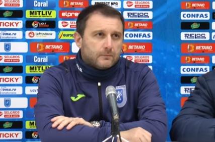 Conferința de presă a lui Devis Mangia la finalul partidei cu FC Viitorul (3 -1)