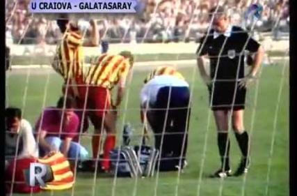 32 de ani de la Știința - Galatasaray 2 - 0
