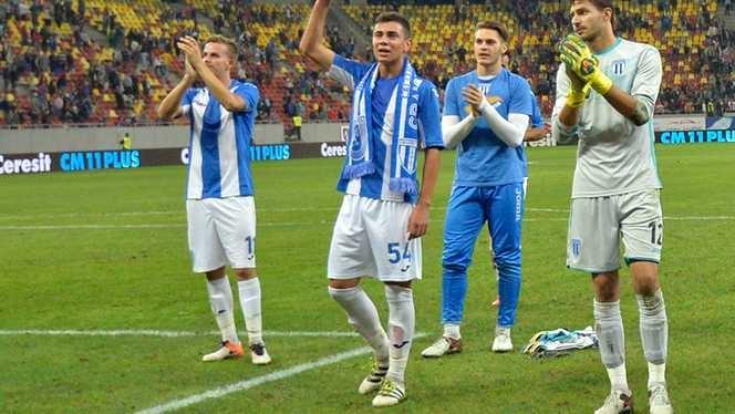 Primul jucător născut după anul 2000 care a debutat în Liga I, transferat la Genk