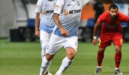 Nistor, decisiv în meciul 300 în Liga I