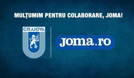 Mulțumim pentru colaborare, Joma România!