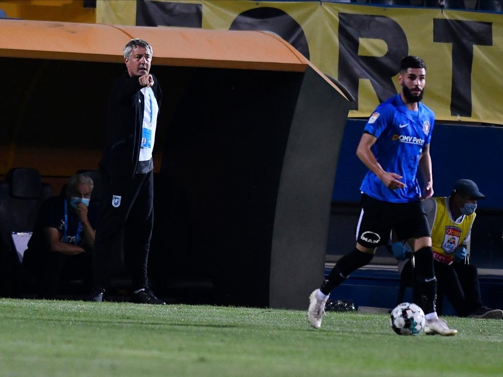 VIDEO / Conferința de presă de la finalul meciului cu FC Viitorul