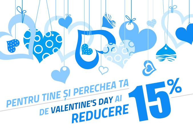 Promoţie de Valentine's Day pentru suporterii celei mai iubite echipe