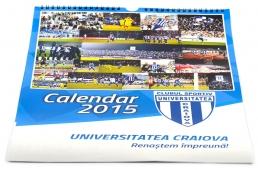 Calendare şi agende personalizate, la magazinele clubului