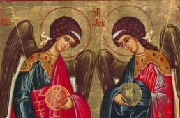 La mulţi ani de Sfinţii Mihail şi Gavril!