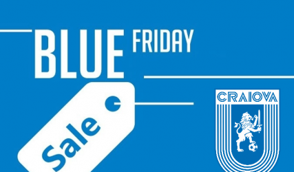 Blue Friday revine în Bănie!