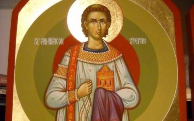 La mulţi ani de Sfântul Ștefan!
