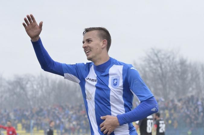 Manita în Bănie! Universitatea 5-0 Voluntari în primul meci oficial din 2017!