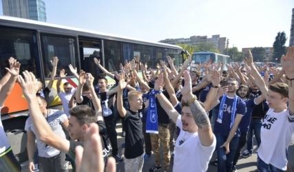 Cea mai iubită echipă din România merge la București să-și confirme renumele