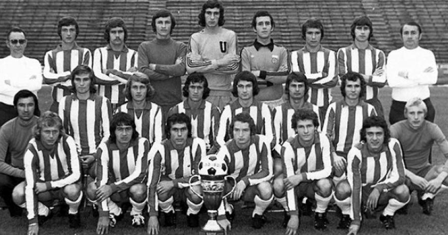40 de ani de la a doua Cupă a României