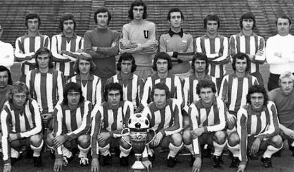 42 de ani de la a doua Cupă a României
