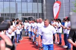 "Craiova Maxima participă azi la turneul ""Old Boys"""