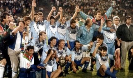 25 de ani de la a șasea Cupă a României