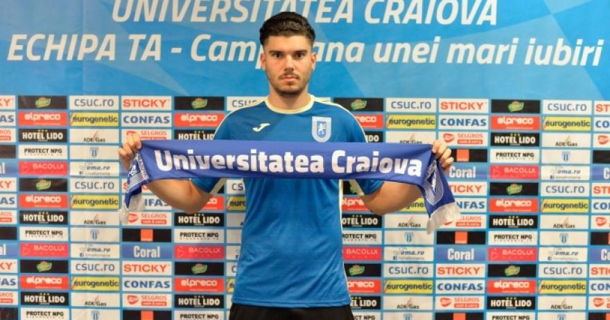 Roman a fost împrumutat până la finalul sezonului la Timișoara