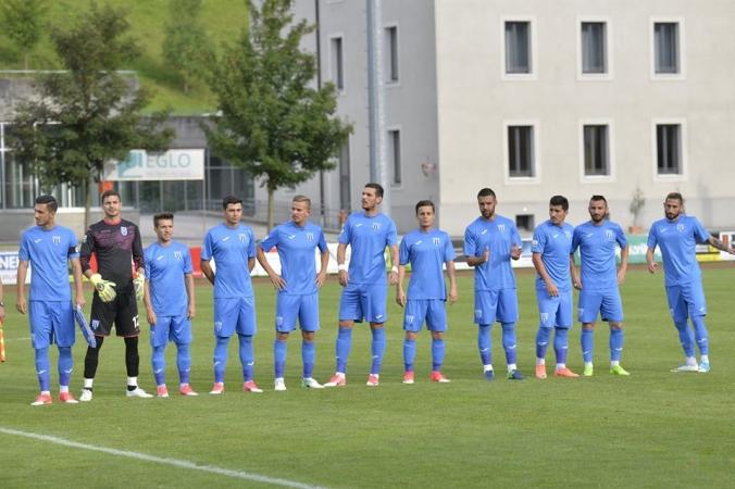 Universitatea Craiova - Dinamo Kiev 0 - 2
