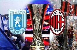 Acreditări de presă pentru partida cu A.C. Milan