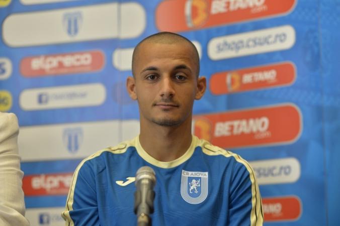 Întoarcerea fiului dribbleur: Alexandru Mitriță a revenit acasă!