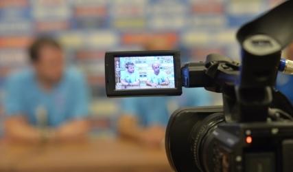 Conferința de presă premergătoare meciului cu Juventus București