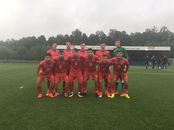 Toți cei patru juniori ai Științei au jucat în finala turneului din Suedia