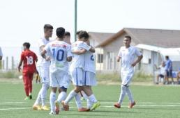Weekend excelent pentru juniori: imbatabili și jocuri spectaculoase cu multe goluri