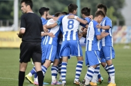 Meciuri tari pentru alb-albaștri: s-a tras țintarul competițiilor de juniori