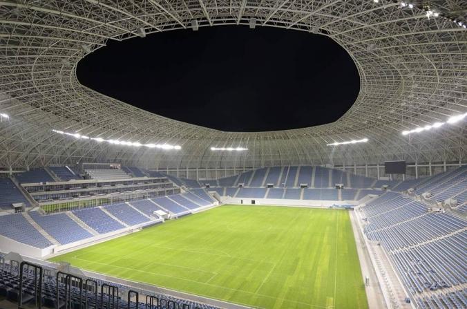 Universitatea Craiova inaugurează noul stadion cu un club de mare tradiție