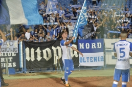 De la alb-albastru la tricolor: vârful Burlacu revine la Naționala Under-21!