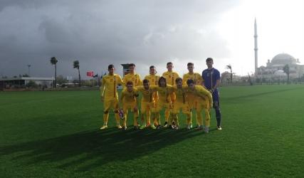 România învinge Cipru prin golul marcat de Jovan Markovic!