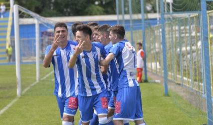 """3 ani de când am învins Dinamo în finala """"Elitelor"""" U-17"""