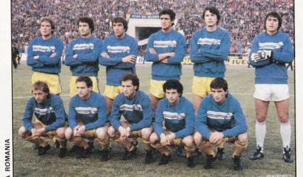 38 de ani de la victoria tricolorilor în fața Italiei