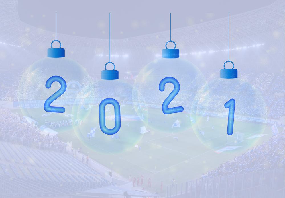 Urările alb-albaștrilor de anul nou