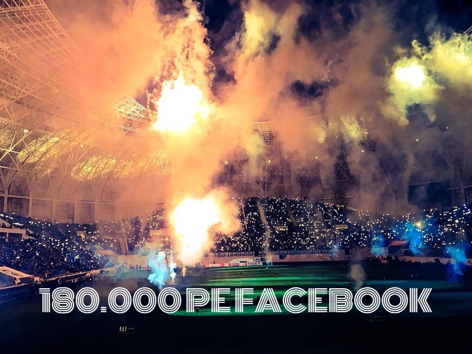 #BataliaPentruPodium și pe Facebook: suntem pe locul 3!