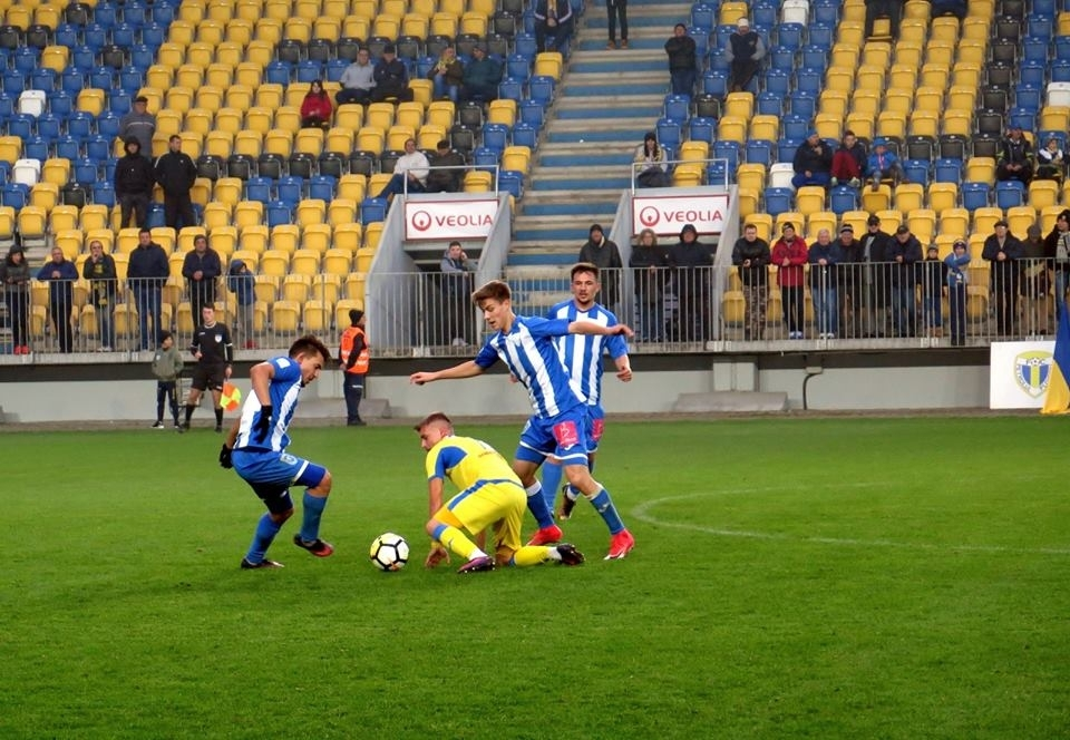 Test de foc cu Petrolul Ploiești pentru echipa a doua