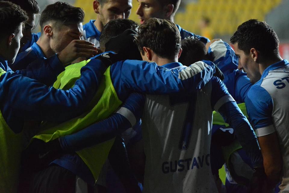 Calificare cu emoții în sferturile Cupei României