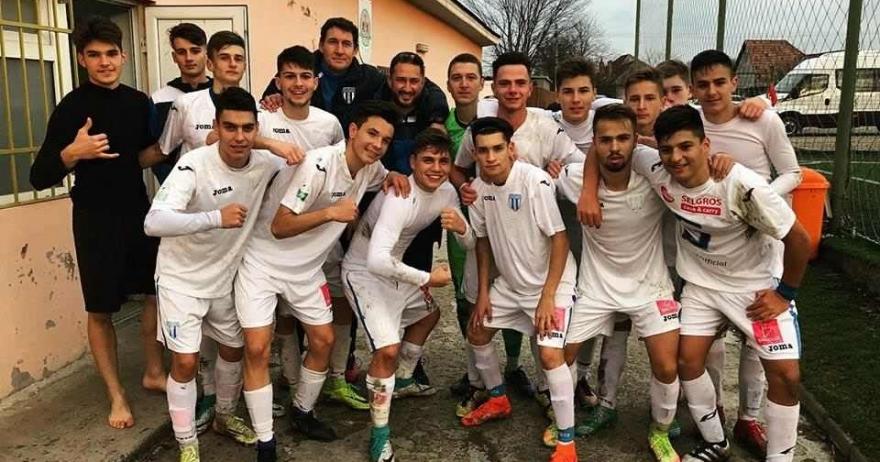 LIVE-VIDEO: Universitatea Craiova Under-17 - FC Ardealul Cluj
