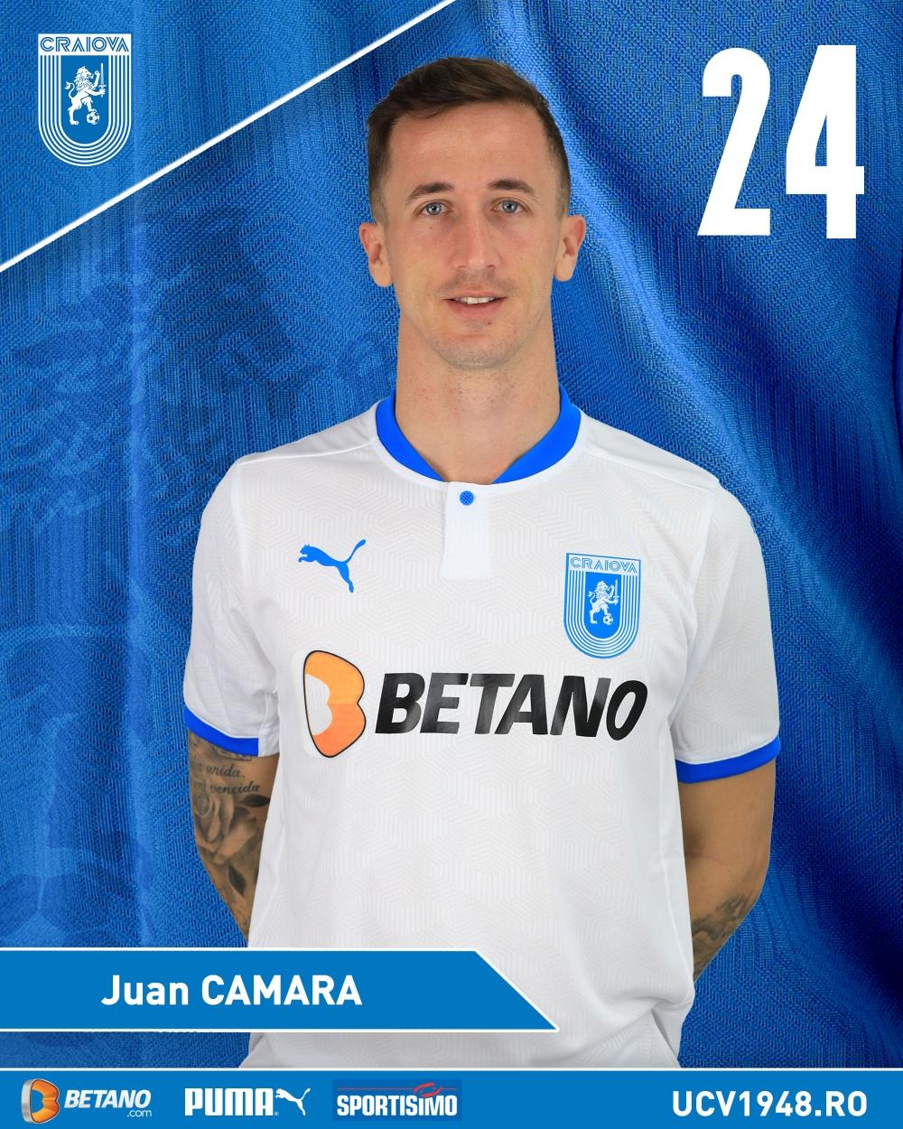 Juan Cámara s-a alăturat Științei