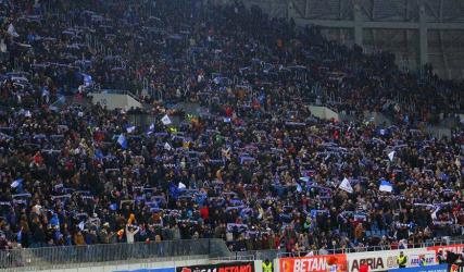 START LA BILETE pentru duelul contra liderului CFR Cluj