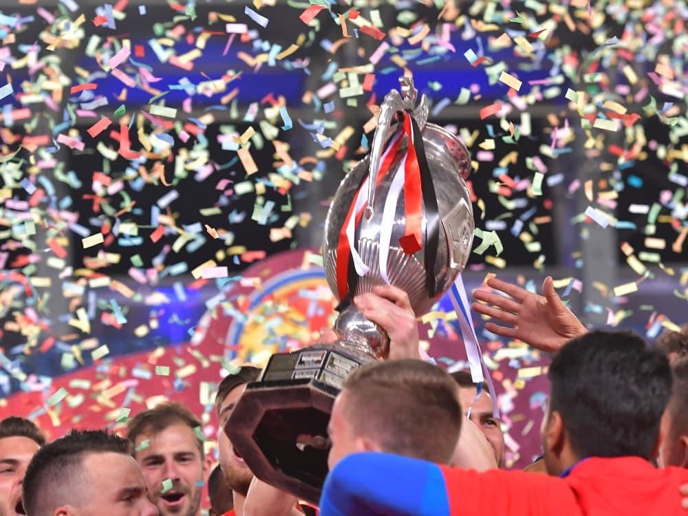 FRF a stabilit când jucăm cu Baia Mare în Cupa României