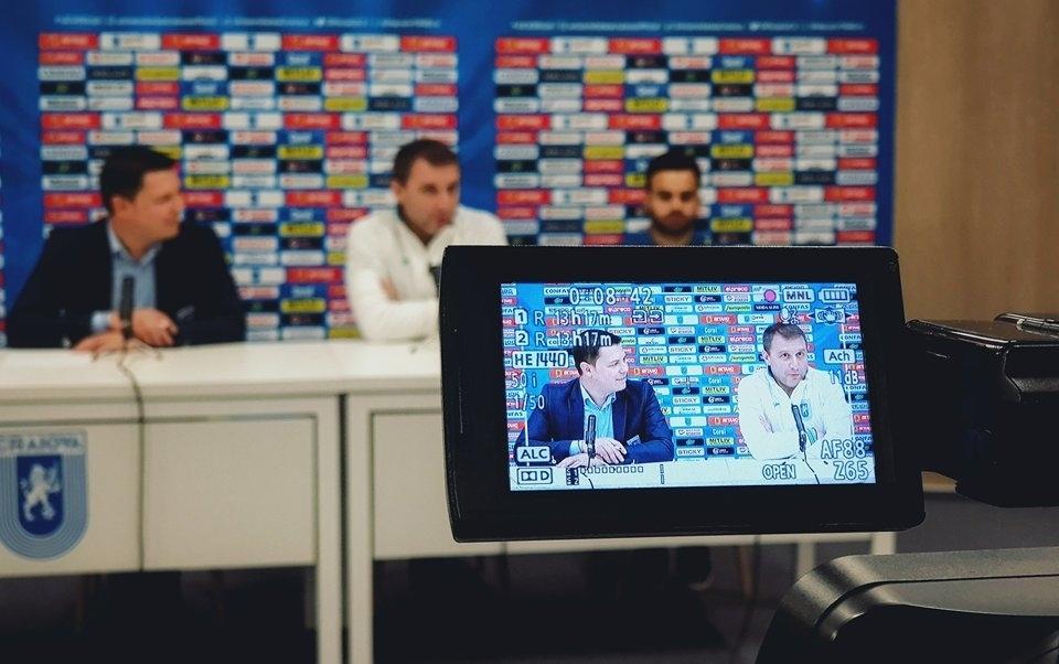 Clubul Universitatea Craiova eliberaeză acreditările de presă pentru sezonul competițional 2018 – 2019.