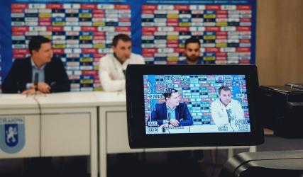 Acreditări de presă pentru sezonul 2018 - 2019