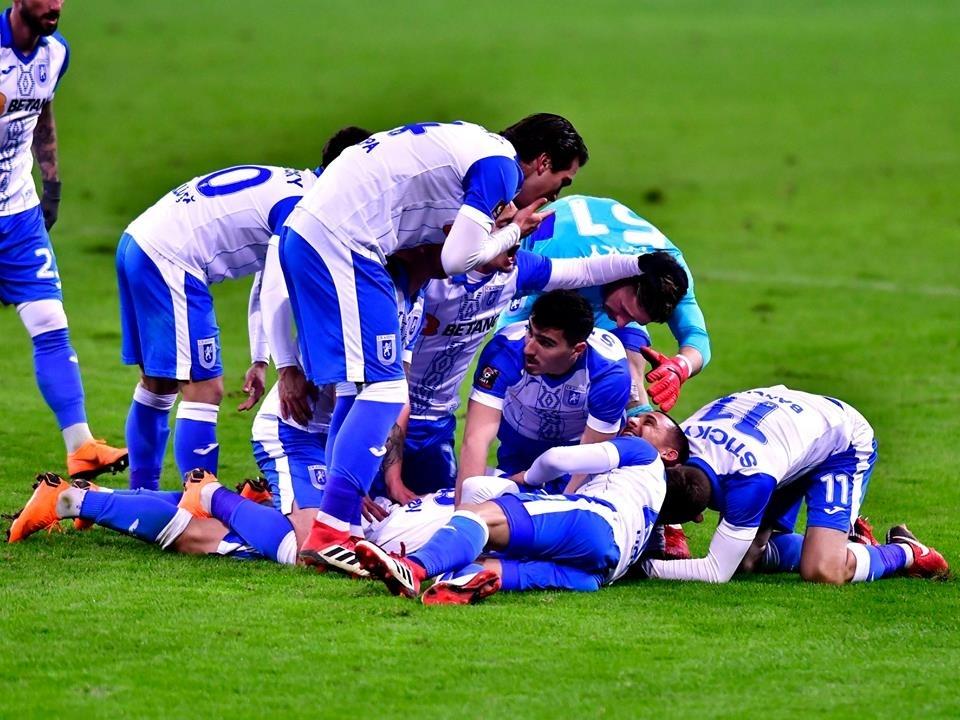 Duel cu FC Botoșani în semifinalele Cupei României