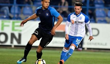 Remiză albă cu FC Viitorul