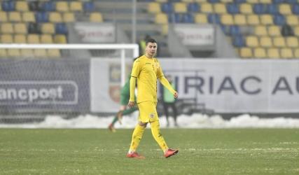 Screciu face un nou meci mare și România U-19 învinge Suedia