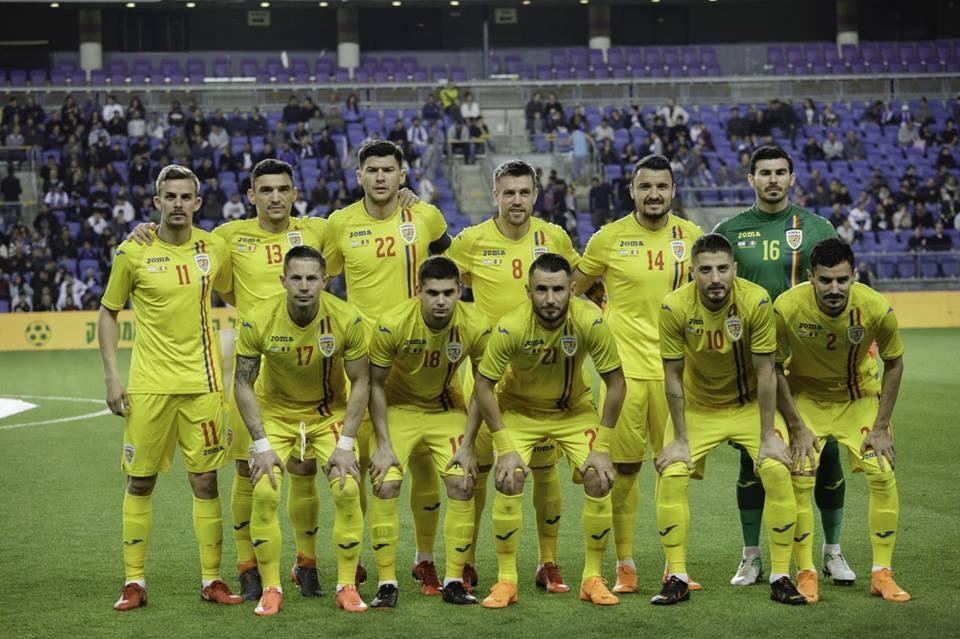 Bancu titular, Mitriță la debut și pasă de gol în victoria României